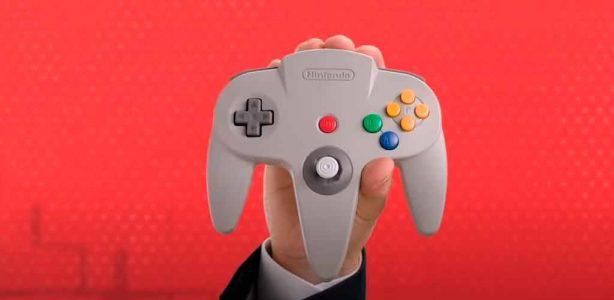 El mando de N64 de Switch tiene botones extra