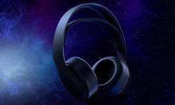 Sony anunció el PlayStation 5 Pulse 3D Wireless Headset Midnight Black