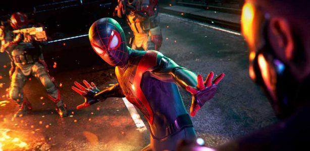 Insomniac estaría desarrollando un nuevo título multijugador de Marvel, exclusivo de PS5